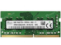 .8GB DDR4- 3200MHz  SODIMM Samsung Original PC25600, CL22, 260pin DIMM 1.2V