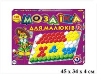 Технок-Интелком Мозаика  №2, 120 элементов
