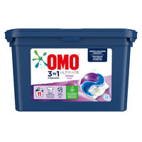 Omo Ultimate Trio Capsule Color 15, шт.