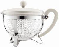 Чайник заварочный Bodum 1975-913 Chambord 1L White