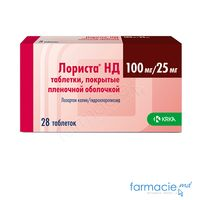 Lorista® HD comp. film. 100mg+25mg N14x2
