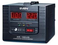 SVEN AVR-1000 LCD, черный