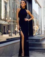Платье Наоми чёрное