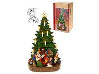 купить Сувенир рождественский музыкальный Елка в Кишинёве