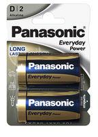 Baterie Panasonic LR6SPS/2BP AA 1.5 V