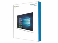 Windows 10 Home GGK 64Bit Eng Intl 1pk OEI DVD
