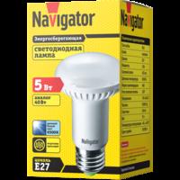 купить (R) Led (5Wt) Navigator NLL-R63-5-230-6.5K-E27 в Кишинёве