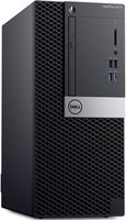 DELL OptiPlex 5070 MT (lnteI® Core® i7-9700, 8GB DDR4 RAM, 256GB SSD, DVD-RW, lnteI® UHD630 Graphics, TPM, 260W PSU, USB mouse and KB MS116, Win 10 Pro, Black)