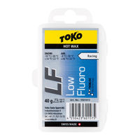 Ceara p/u schi Toko LF Hot Wax blue 40 g, 5501013