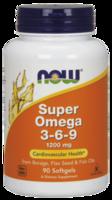 SUPER OMEGA 3-6-9 90 CAPS