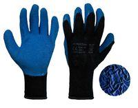 R drag - Утепленные рабочие перчатки с латексным покрытием