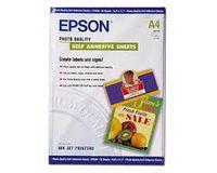 A4 167g 10p Epson Self-Adhesive Sticker Paper