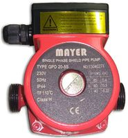 Насос для систем отопления Mayer GPD 20-5