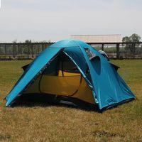 Палатка 2` KingCamp Seine KT3081 (971) CYAN