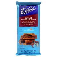 Молочный шоколад Wedel Brownie, 290г