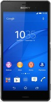 Sony Xperia Z3 (D6653) Black 16GB