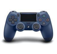 Gamepad Sony DualShock 4 v2 Midnight Blue for PlayStation 4