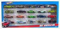 Set de 20 de mașini de bază Hot Wheels, cod H7045