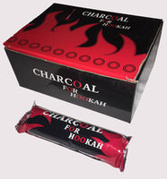 Charcoal - Уголь для кальяна
