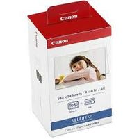 KP-108IN -  Color Print Paper + Ink Cassette 100x150mm (108 sheets) for CPseries