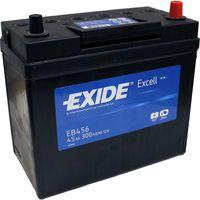 **АКБ Exide  EXCELL 12V  45Ah  330EN  237x127x227 -/+, EB456