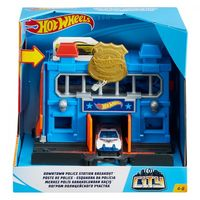 Mattel Hot Wheels Город скорости