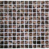 Azulejos Benadresa Напольная плитка Mosaick Emperador 31.6x31.6см