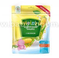 Heinz молочная  кукурузная 250гр  4мес +(190110)