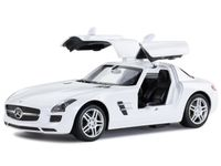 Rastar Mercedes-Benz SLS 1:14 with steering wheel controller