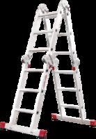купить Шарнирная лестница (4x3ст) 3320403 в Кишинёве