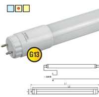 купить (U) LED (9w) NLL-G-T8-9-230-4K-G13 (analog 18wt 600mm) в Кишинёве