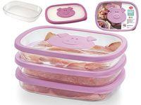 Container pentru pastrare carnei Snips 28.5X20.5X4.5cm, 1.5l