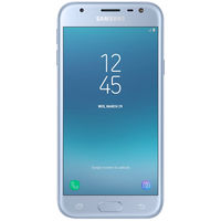 Samsung J330F Galaxy J3 2017 Duos, Blue silver