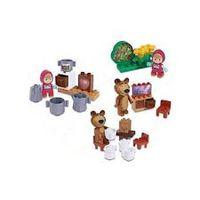Конструктор Маша и Медведь - стартовый набор, 4 вида 800057090
