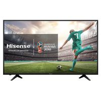 "Hisense 43"" LED Smart TV FHD H43A5600, Black"