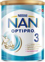 Nestle Nan 3 молочная смесь, 12+мес. 800 г