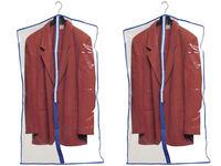купить Чехол для одежды 60X92cm прозрачный, п/э в Кишинёве