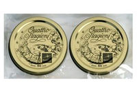 купить Крышки для консервирования Q.S. 2шт, 86mm (1-1.5l) в Кишинёве