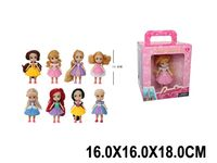 Кукла 4 штк