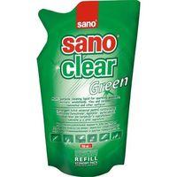 Sano Clear средство для стёкол запаска Green 750 мл