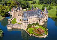 Castorland Chateau of the Loire Valley C-103072
