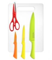 Набор ножей с разделочной доской 035006