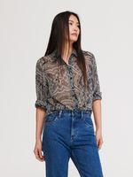 Bluza RESERVED Imprimeu