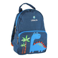 Рюкзак детский LittleLife Toddler Backpack, Friendly Faces, L171xx