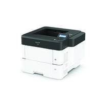 RICOH P 800 Этот надежный монохромный принтер выполняет печать со скоростью 55 стр/мин и без труда справится с большим объемом документов