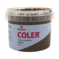 Supraten Концентрированная краска Coler №117 Кофе с молоком 100мл