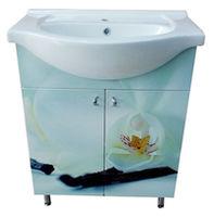 Aquaplus Bath Creamy Orchid 65cm