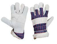 Rdboa - Утепленные спилковые перчатки