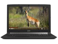 "ACER Aspire A317-51 Shale Black (NX.HEMEU.020) 17.3"" FHD (Intel® Core™ i3-8145U 2xCore 2.1-3.9GHz, 8Gb (2x4) DDR4 RAM, 256GB PCIe SSD, Intel® UHD Graphics 620, w/o DVD, WiFi-AC/BT, 2cell, 0.3MP webcam, RUS, Linux, 2.8kg)"