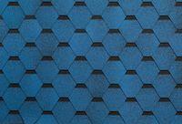 Shinglas, коллекция Сальса - Жимолость (синий)